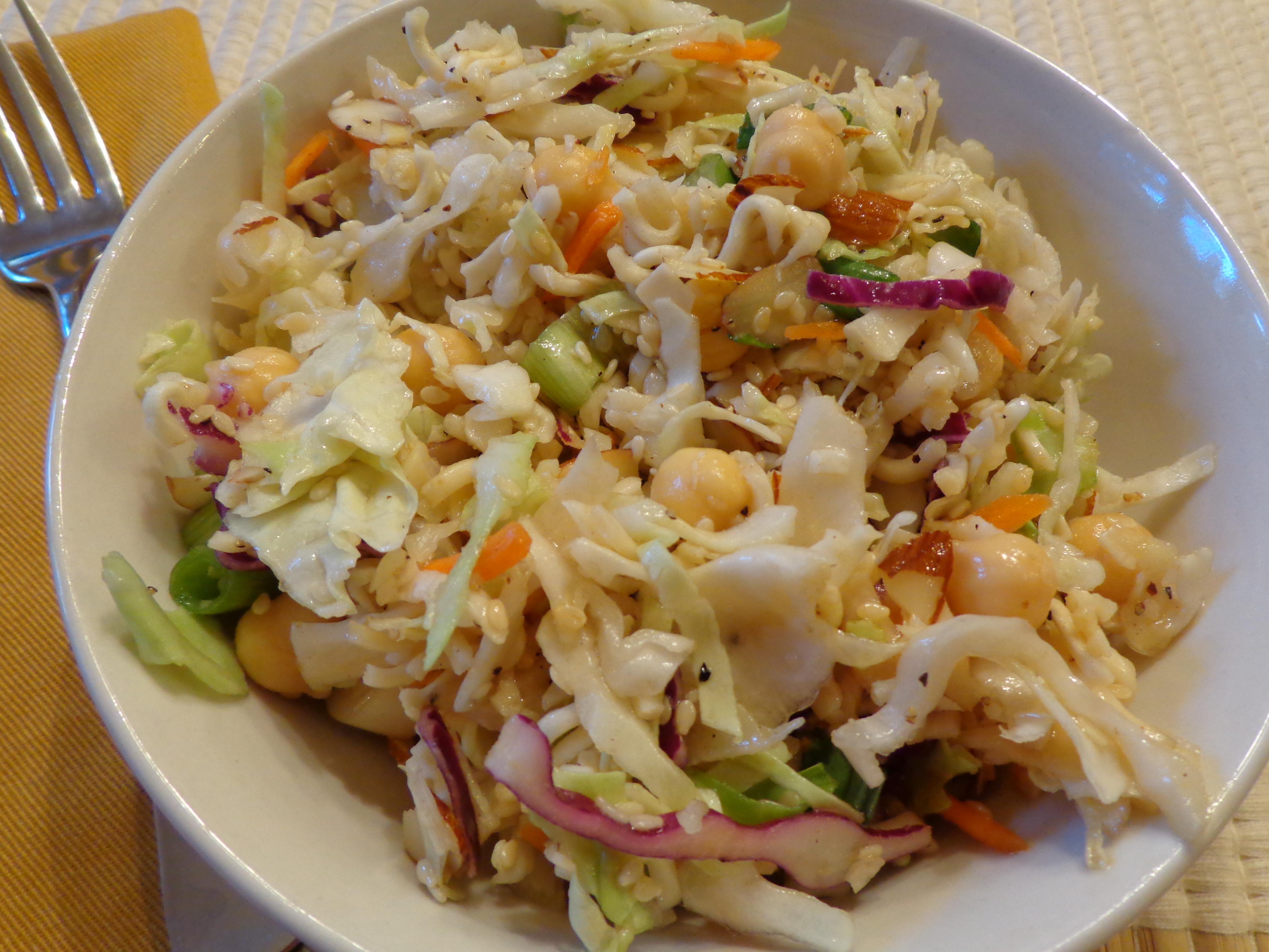 Chinese Salad Tina's Cocina