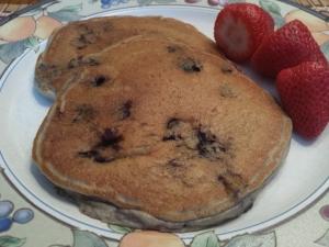 Blueberry Lemon Pancakes Tina's Cocina